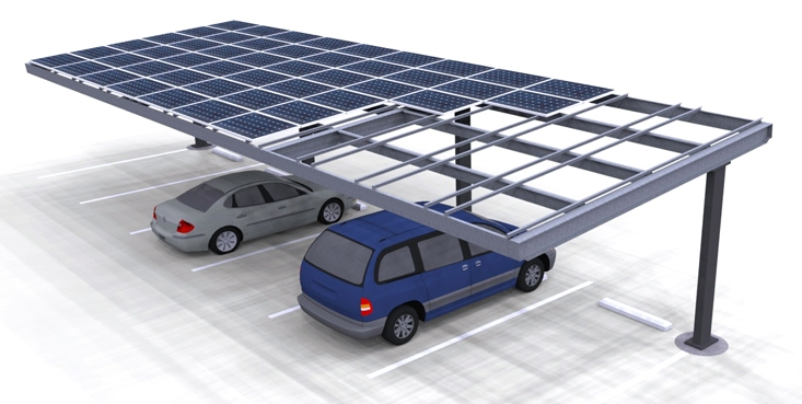 Improve employee satisfaction add designated spaces and increase the over all value of your business.  sc 1 st  Solar Covered Parking LLC & Solar Covered Parking LLC